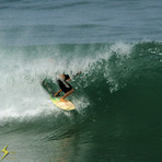 Getting Time in the Tube, San Pancho (San Francisco)
