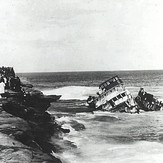 The wreck of MV Malabar-2 April 1931