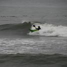Kayak Surf, Jordan River