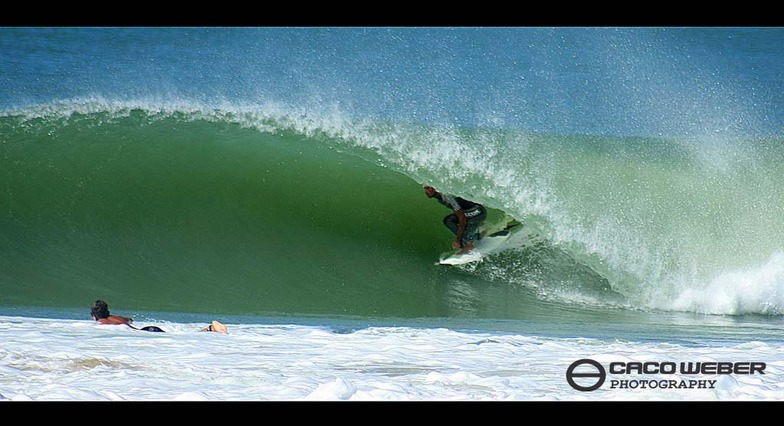 Brava barrel., Praia Brava