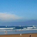huge day at hendaye, Hendaye Plage
