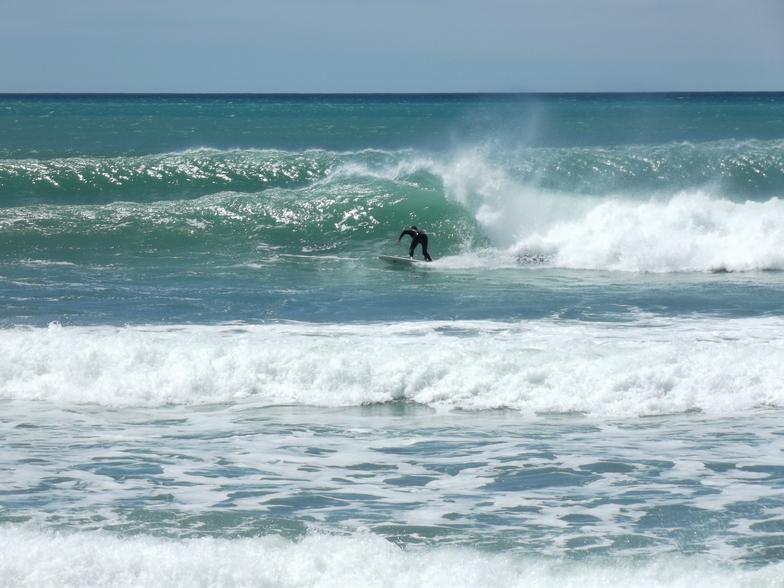 Waimarama 1.5NE Swell -Westerly wind