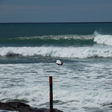 Boat Ramp Reef - NE1.5M Swell Westerly wind, Waimarama