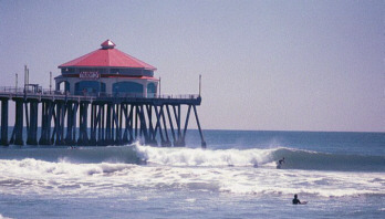 Northside HB Pier, Huntington Pier