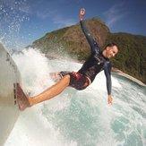 Surf self portrait - Marcio Pinto, Prainha