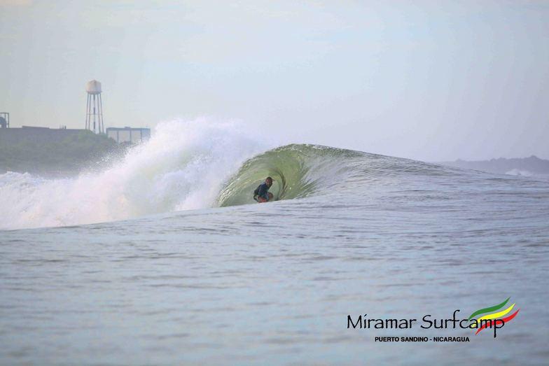 Stephan figueiredo - Pro Surfer, Puerto Sandino