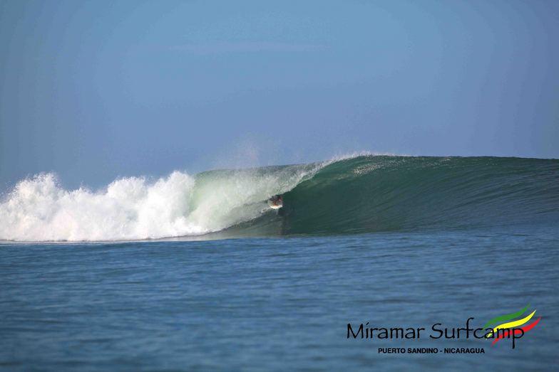 Binho Nunes - Pro Surfer, Puerto Sandino