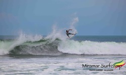 Binho Nunes - Pro Surfer, La Jaimacana (The Pipes) photo