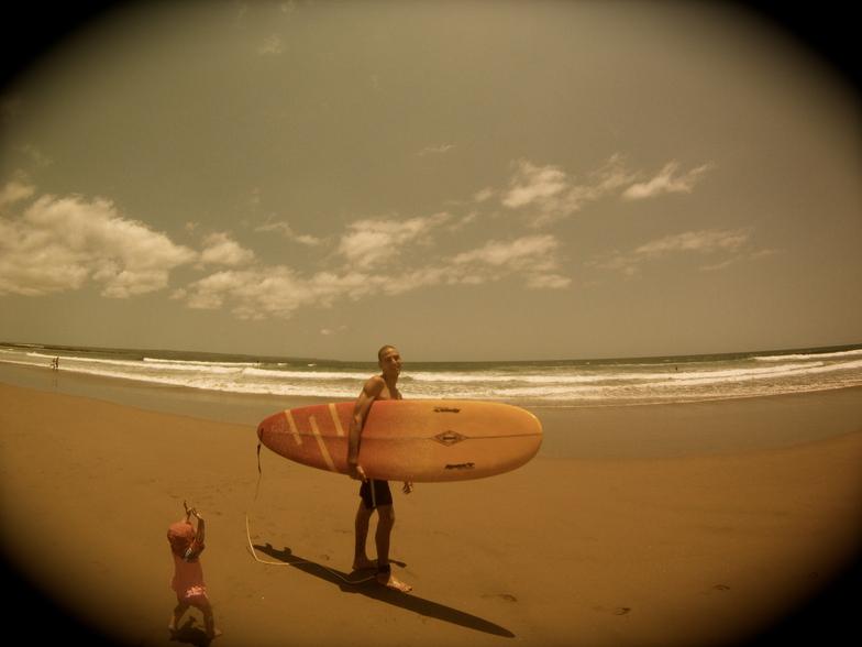 Oh my Pa!... ((;, Blue Ocean