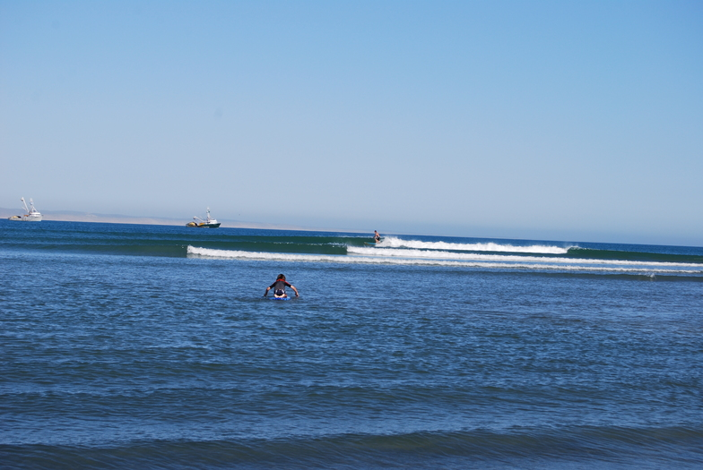 Grommperfect, Scorpion Bay (San Juanico)