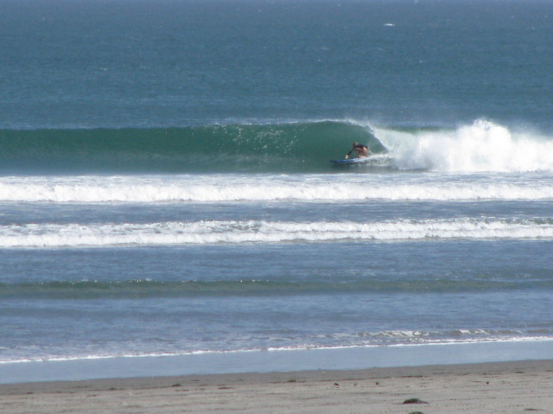 Speed Racer, Scorpion Bay (San Juanico)