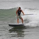 Paddleboard delight, Punta Sayulita