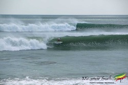 Big swell at Punta miramar photo