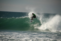 Jordy ripping, Super Tubes photo