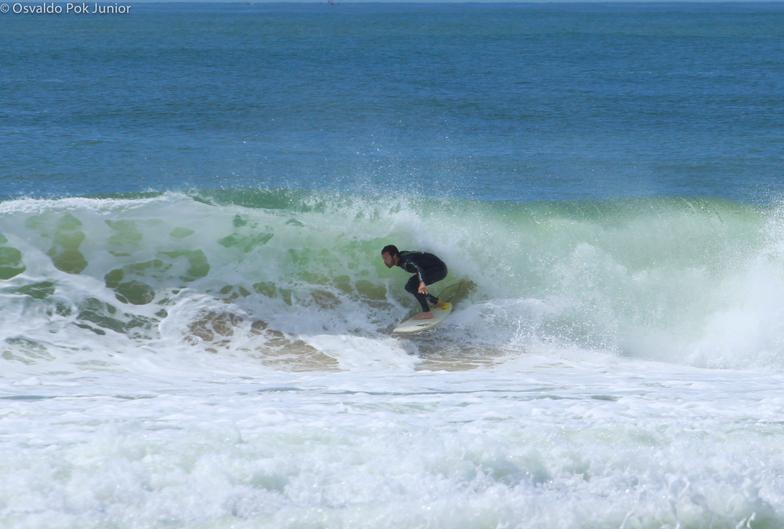 bravanésia, Praia Brava