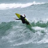 He landed it..., Espinho