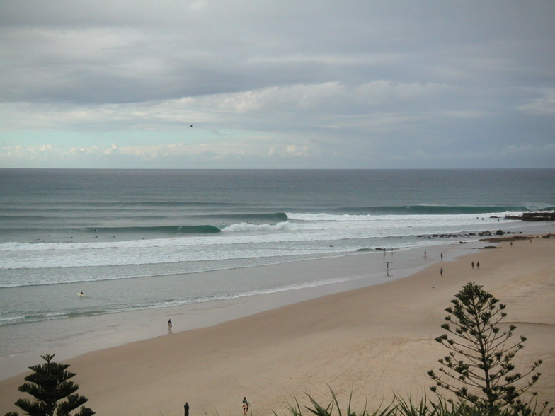 The  Superbank, Snapper Rocks