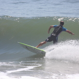 Bottom turn, Alkantstrand
