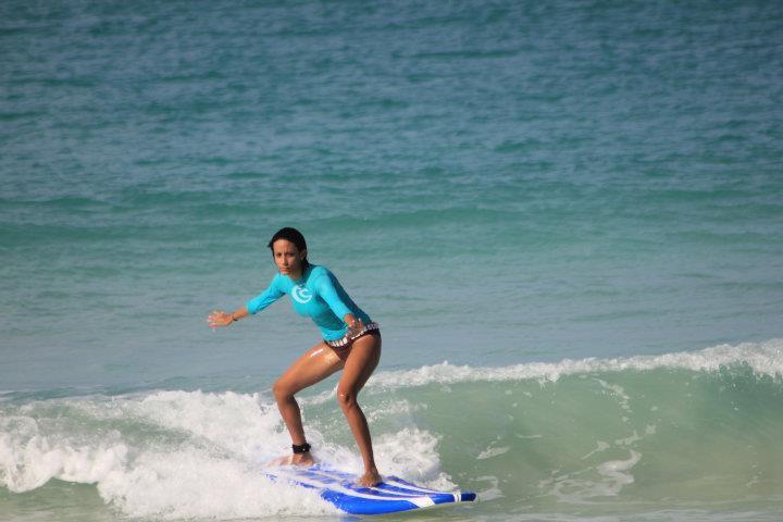 Macao Surf Camp, Playa del Macao
