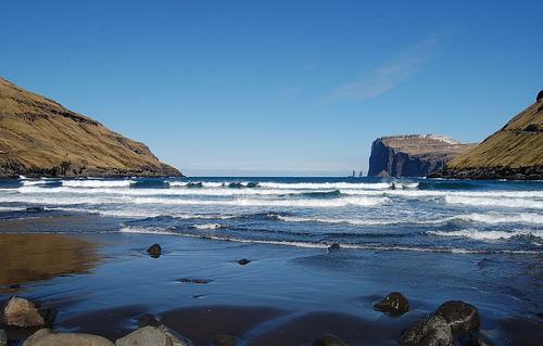 Tjørnuvík, Tjornuvik Bay (Streymoy)