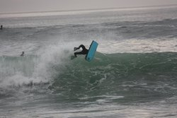 Back-flip, Les Sablettes photo