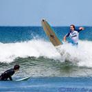 Sunday surf, One Mile Beach