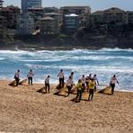 Manly Beach Surf School, Manly-South Steyne
