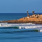 Moroccan Lineup, Anchor Point