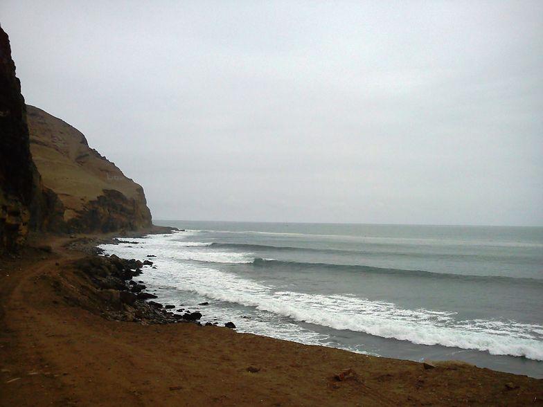 Herradura - Lima - Peru, Perfect Lines, La Herradura