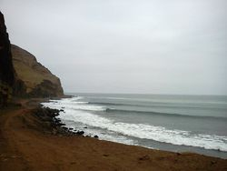 Herradura - Lima - Peru, Perfect Lines photo