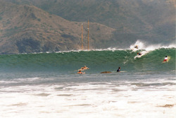 Potrero Grande - Typical Swell, Potrero Grande (Ollie's Point) photo