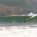 Potrero Grande - Typical Swell, Potrero Grande (Ollie's Point)