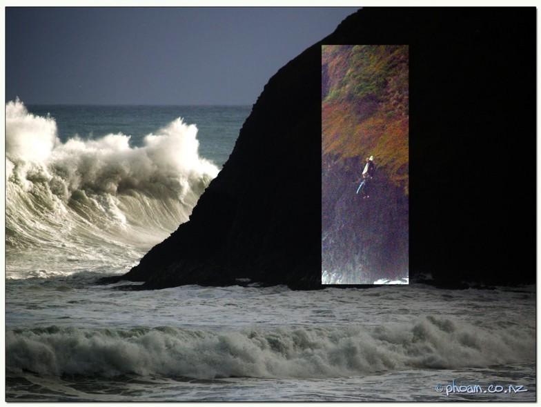 Cliff Jumpers, Seconds, Dunedin