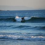 galicia glassy, Playa de Lanzada