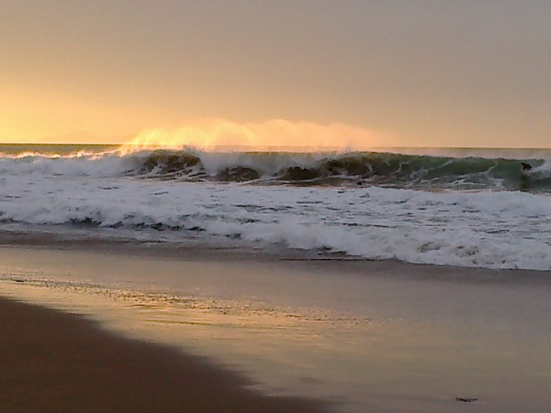 wave, Playa de Arrietara