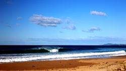 Beachie fun, Bruny Island - Lagoons photo