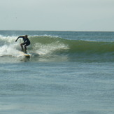 Daniel Soria in backside, Puerto Caballas