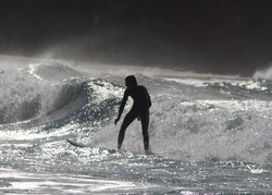 An Early Morning Surf, Smiths Beach photo