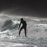 An Early Morning Surf, Smiths Beach
