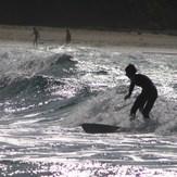 White water Silhouette, Smiths Beach