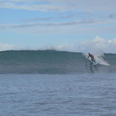 Classic day at Puaena Pt. Hawai'i, Puaena Point