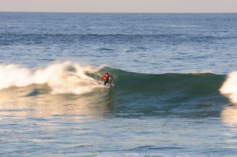 Last waves of the year, Ria Foz