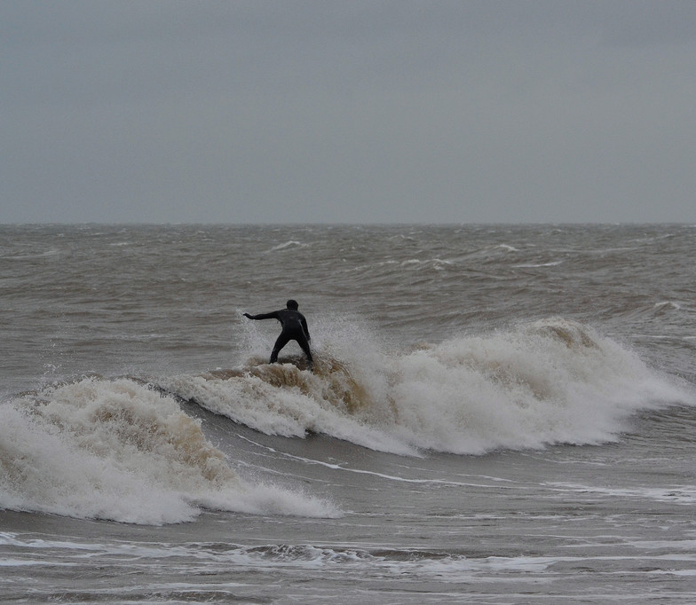 Rhos surf, Rhos-On-Sea