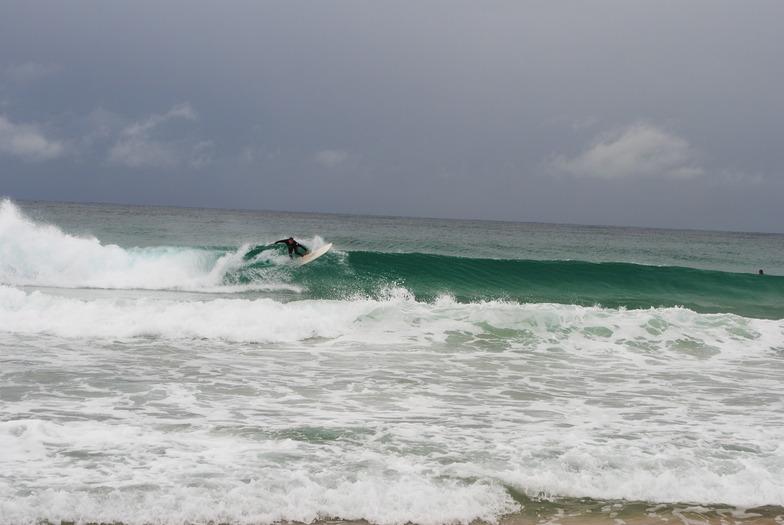old man, Lakes Beach