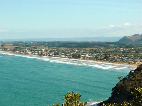 Waihi New Zealand  city pictures gallery : Waihi Beach Surf Photo by unripegreenbanana | 9:39 pm 30 Jan 2005