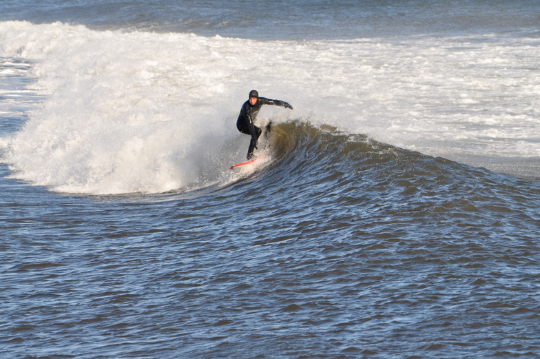 Winter Surf 1, Broad Cove