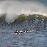 Winter Surf 3, Broad Cove