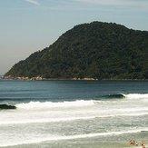 Canto do Forte, Praia do Tombo