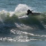 nice wave, Raglan-Whale Bay