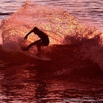 SUNSET SLASH, Pismo Beach Pier